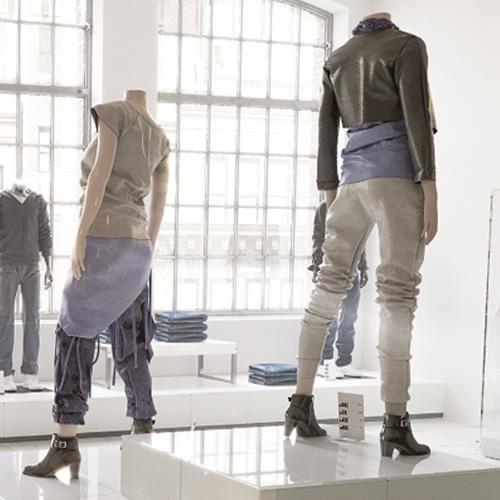 Verkaufsförderung und Ausstattung für Modefachhandel und Bekleidungsgeschäfte