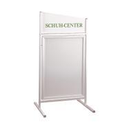 Aluminiowy stojak plakatowy