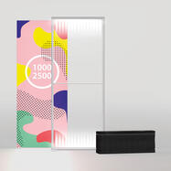 Tablica świetlna PIXLIP GO 100200