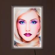 "Jednostronna tablica świetlna LED ""Simple"""