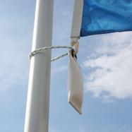 Obciążnik flagowy