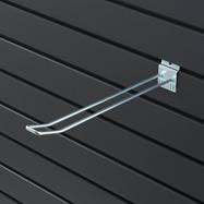 Hak podwójny do ściany panelowej 100 - 400 mm