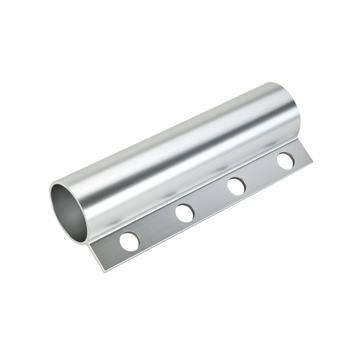 """Aluminiowy system bannerowy """"Rohr mit einseitigen Durchzugsösen"""""""