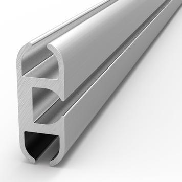 "Profil kedrowy aluminiowy płaski  ""Cover"""