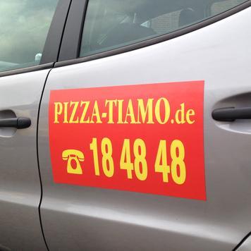 "Folia magnetyczna ""Auto Qualität"""