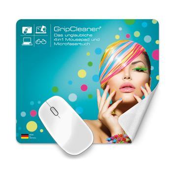 Podkładka pod mysz GripCleaner 4in1