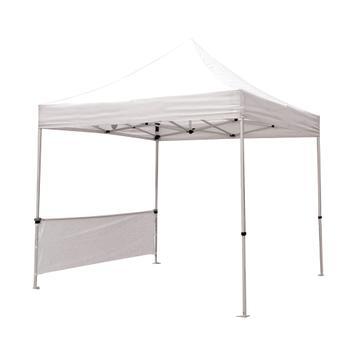 """Połowa ściany bocznej do namiotu promocyjnego """"Zoom"""""""