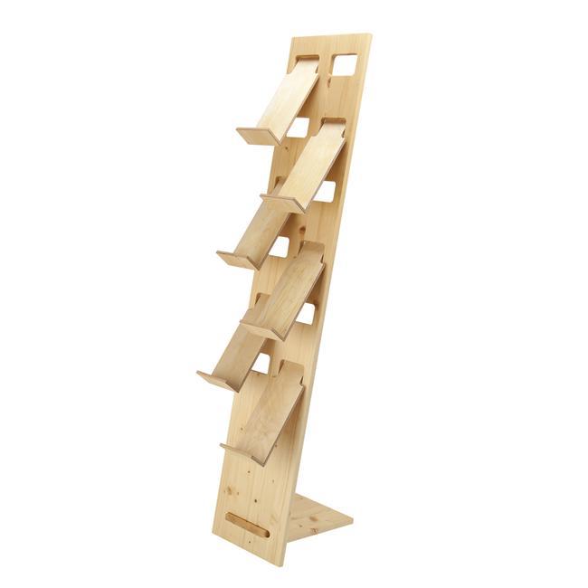 """Drewniany stojak na prospekty """"H3"""""""