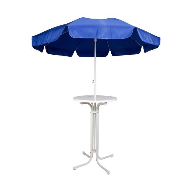 """Stolik z parasolem """"I"""""""