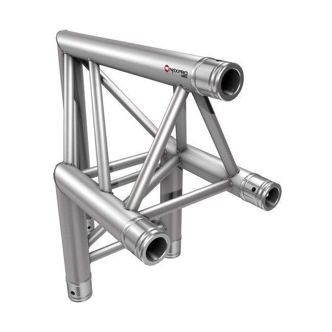 Dwudrożny kątownik C24 / 90° Naxpro-Truss FD 33