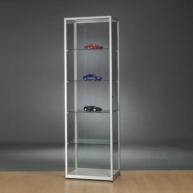 """Witryna szklana """"600"""" lub """"800"""" bez oświetlenia"""