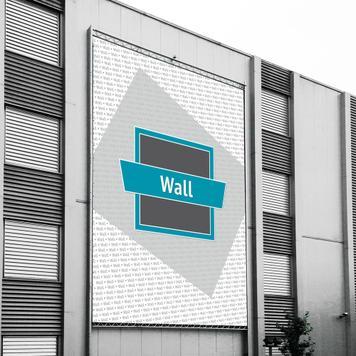 "Wysięgnik banerowy ""Wall"""