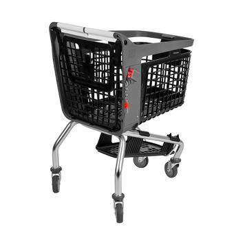 Nakładka samoprzylepna na wózki i kosze sklepowe