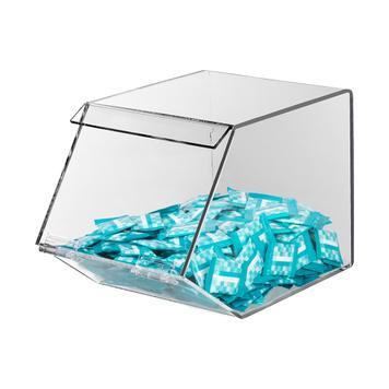 Pojemnik na słodycze ze szkła akrylowego