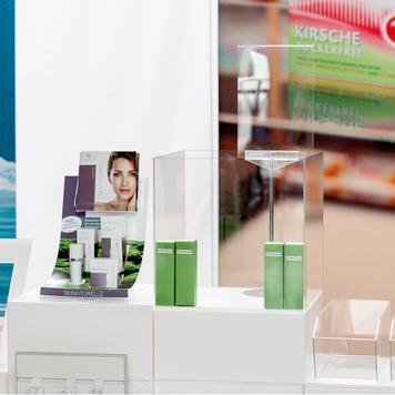 Pojemniki z akrylu do ekspozycji produktów