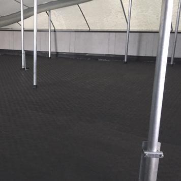 """Podłoga """"Terraguide©"""" do namiotów promocyjnych"""