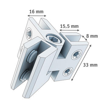 Łącznik trójstronny
