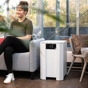 """Oczyszczacz powietrza""""PLR-Mini"""" z filtrem HEPA"""