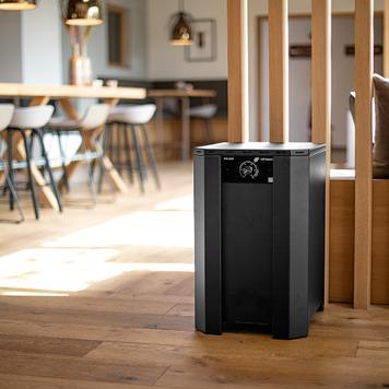"""Profesjonalny oczyszczacz powietrza """"PLR-Mini 2.0"""" z filtrem HEPA H14"""