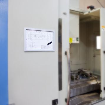 """System ram wystawowych  """"Feko-Eco"""", profil 17 mm"""