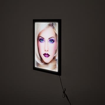 "Jednostronna tablica świetlna LED ""Ecomag"""