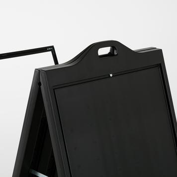 Zewnętrzny stojak plakatowy Pavimenta